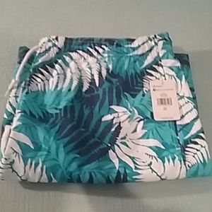 Nwt Chaps Tropical Trunks